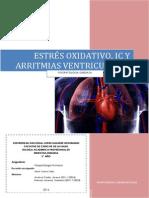 ESTRÉS OXIDATIVO E IC y Arritmias Ventriculares