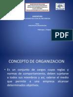 Concepto de Organizacion - Copia