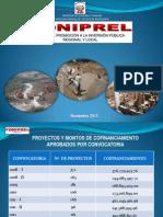 Seguimiento 2013-Proyectos - Estudios