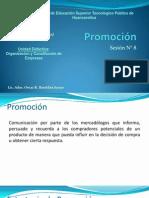 Sesion 8 y 9 Estrategias de Promoción