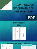 Controlador Programable de Interrupciones