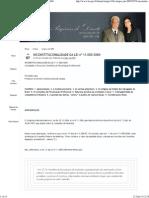 Inconstitucionalidade Da Lei Nº 11.000_2004
