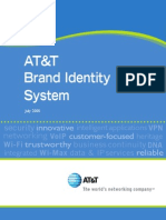 AT&T - Brand Identity