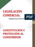 Legislacion Comercial - Derecho Del Consumidor