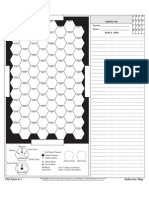 Detailed Subsector Sheet