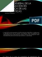 Visión General de La Investigación en Didáctica De