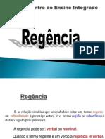Reg+¬ncia Verbal e Nominal