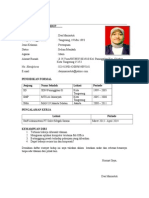 CV Terbaru