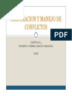 Guia 3 Negociacion y Manejo de Conflictos - Pacheco Grace