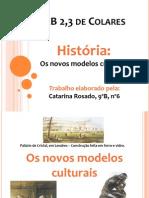 Relatório de História