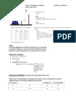 Combinatorics -