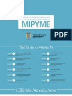 Guía de Contratación Pública Para MIPYME - Media
