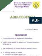 Clase 5 - Adolescencia 2013