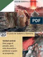 El Juicio de Sodoma y Gomorra