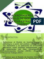 Modelo de Gestión Educ Estratégica Primarias