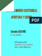 1A Negpcio Minero Sostenible