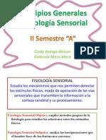 Principios Generales y Fisiologia Sensorial