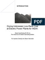 Coal Drying Direct Injection for India-1-2014