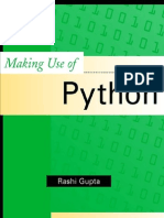 Gupta R. Making Use of Python