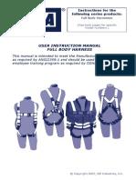 Body Harness Manual