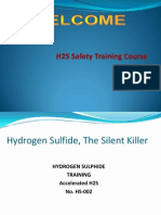 Presentation - H2S Training REV.2 - End User (English) ANSI-Z390