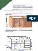 Muebles de Cocina Mueble Bajo
