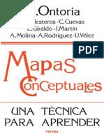 El Mapa Conceptual Como Tecnica de Evaluacion