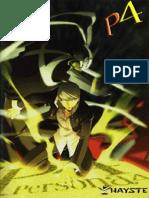 Persona 4 Guide