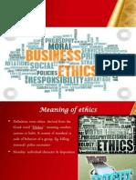 Business Ethics by Anil BIRADAR