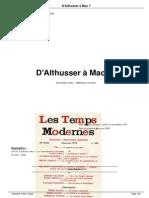 Lipietz Dalthusser a Mao