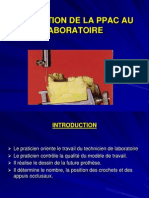 Confection de La PPAC Au Labo
