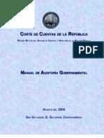 Manual de Auditoria Gubernamental 2006