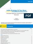 India 2013 Picks - Stocks