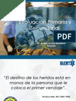 Enfermería en Urgencias - Evaluación Primaria y Secundaria.