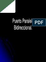 Puerto Paralelo Bidireccional