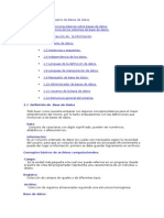 Introducción a Los Conceptos de Bases de Datos