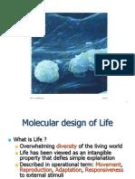K.1 Molecular Design of Life-Rev.