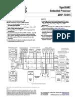 ADSP-TS101S