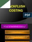 BackFlush Costing2