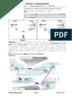 CSE 6057 - Class Assignment - 5 - Fall 2012 - Solutions