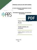 Caso Flavoring Del Perú