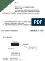 ISA4 Tata Cara Audit