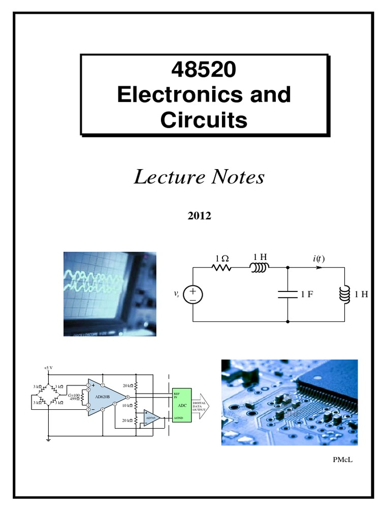 Electric Circuits Notes Electrical Network Analysis Oliver 1850 Wiring Diagram Free Download Schematic
