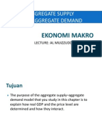 Agregrate Supply and Demand