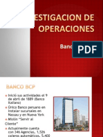 149086057 Investigacion de Operaciones Bcp