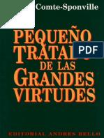 Tratado de Las Virtudes
