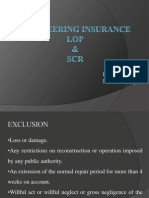 Loss of Profit Insurance