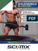Build Muscle Blast Fat