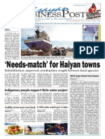 Visayan Business Post Issue 1