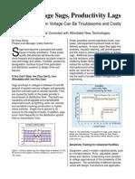 Voltage Sags Article